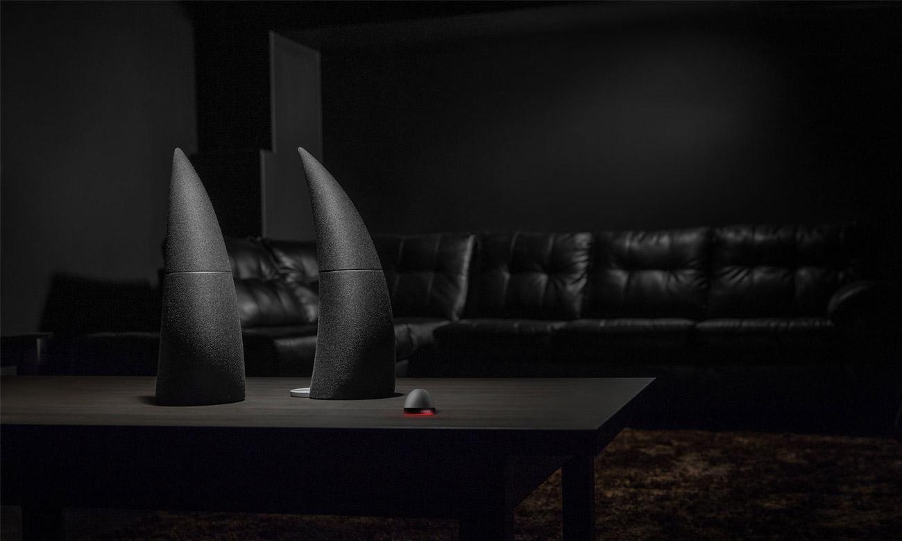 Głośniki Edifier E30 BT czarne