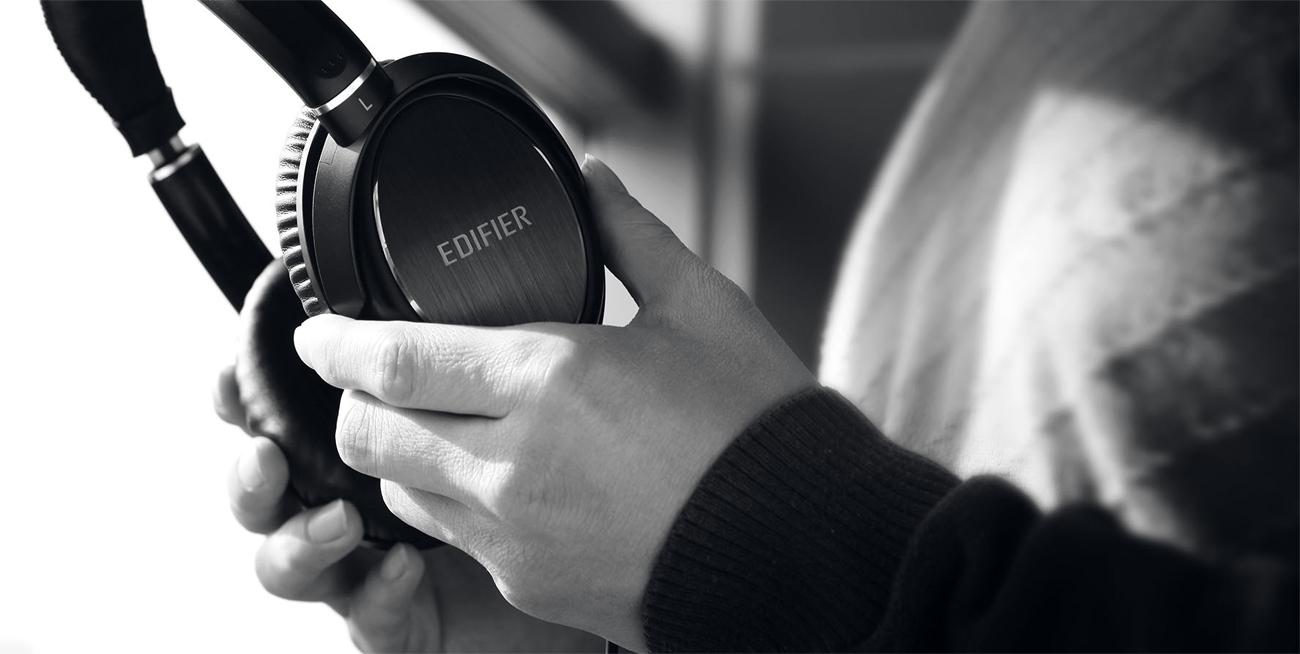 Edifier H850 czarne