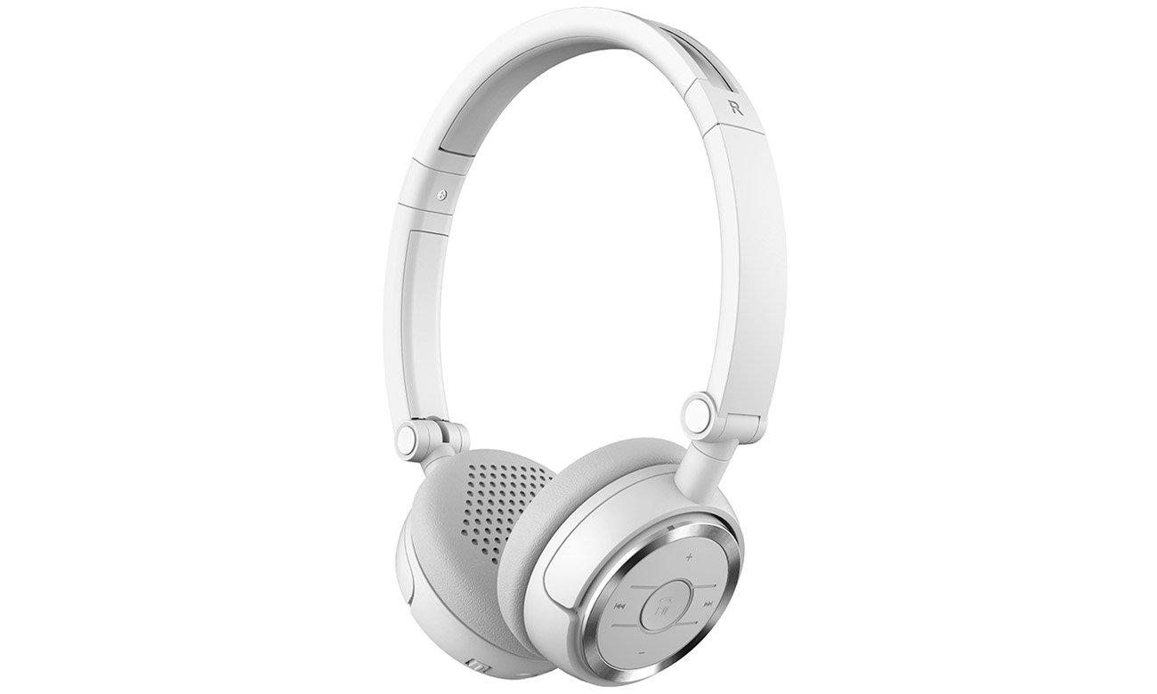 Słuchawki bezprzewodowe Edifier W675BT Białe