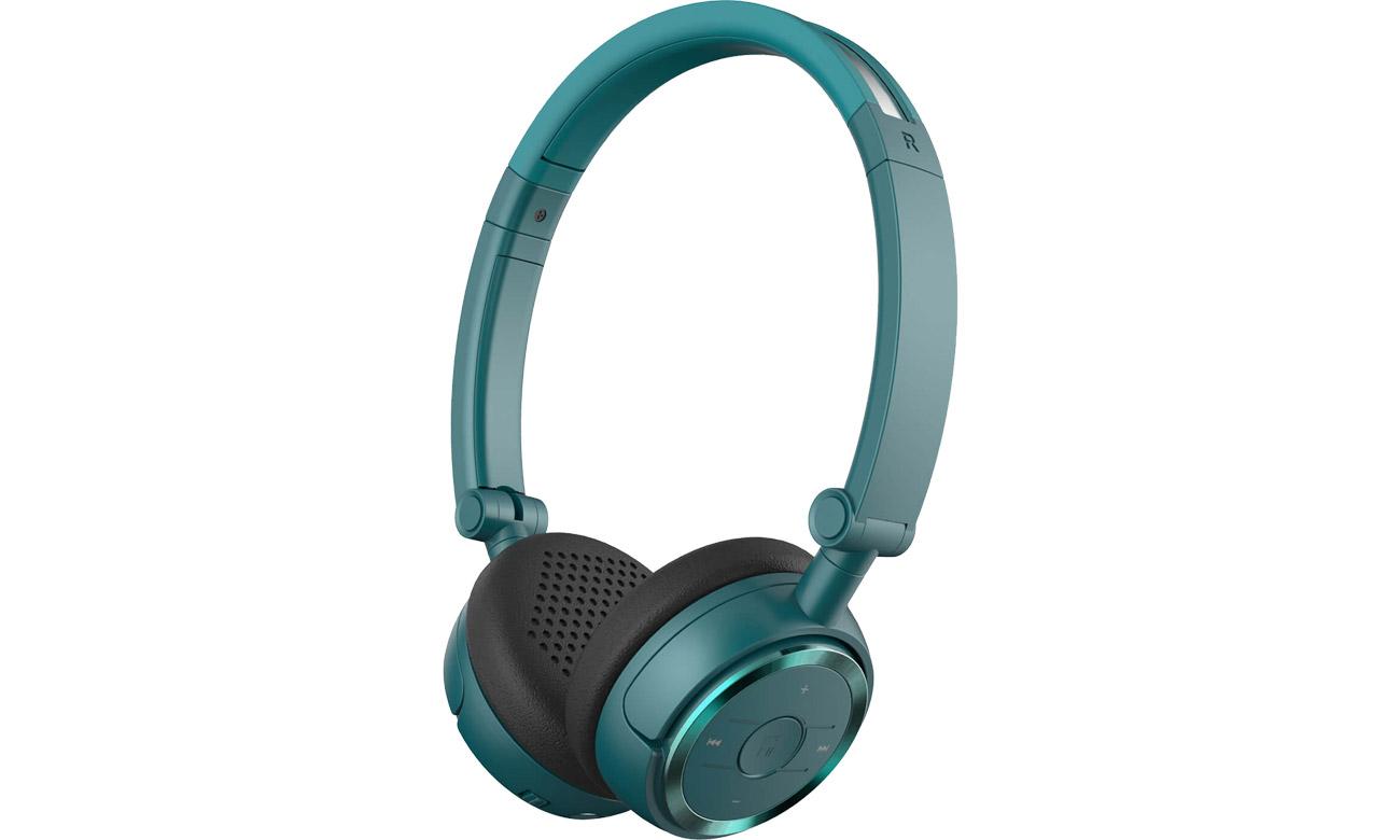 Słuchawki bezprzewodowe Edifier W675BT Niebieski