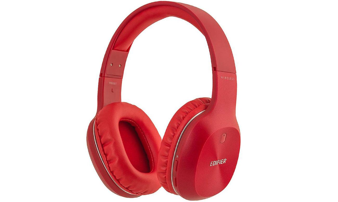 Słuchawki Edifier W800 czerwone