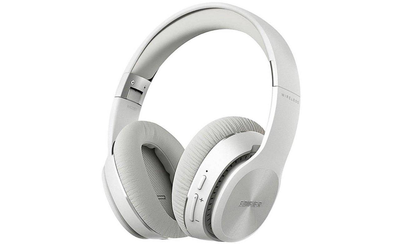 Słuchawki bezprzewodowe Edifier W820BT Białe