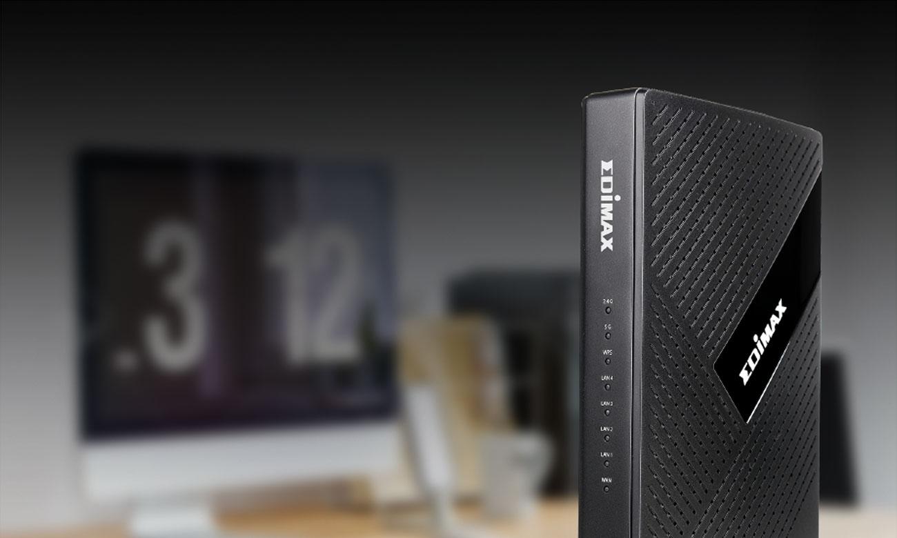 Edimax BR-6473AX - Design