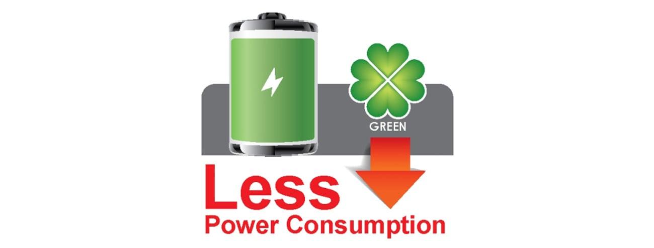 Edimax EU-4306 oszczędność energii