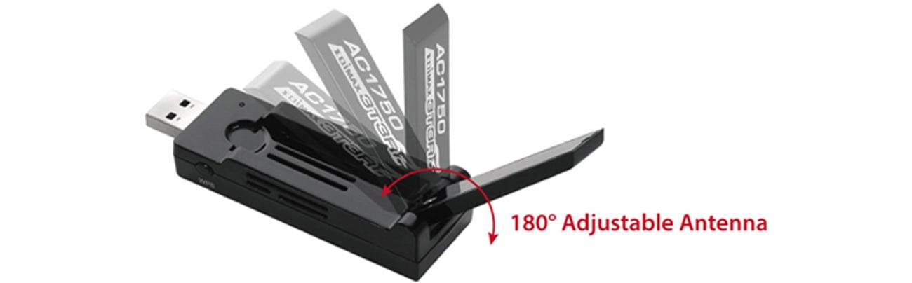 Edimax EW-7833UAC USB 3.0 rozkładana antena