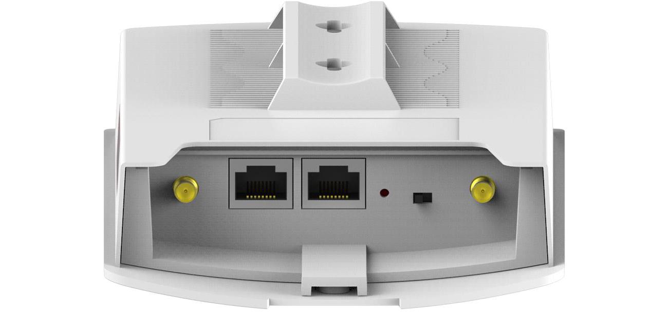 Edimax OAP900 złącza
