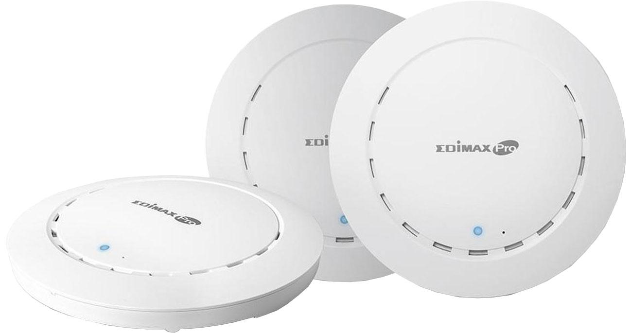 Modularny system Wi-Fi Edimax Office 1-2-3 1300Mb/s a/b/g/n/ac 3xAP