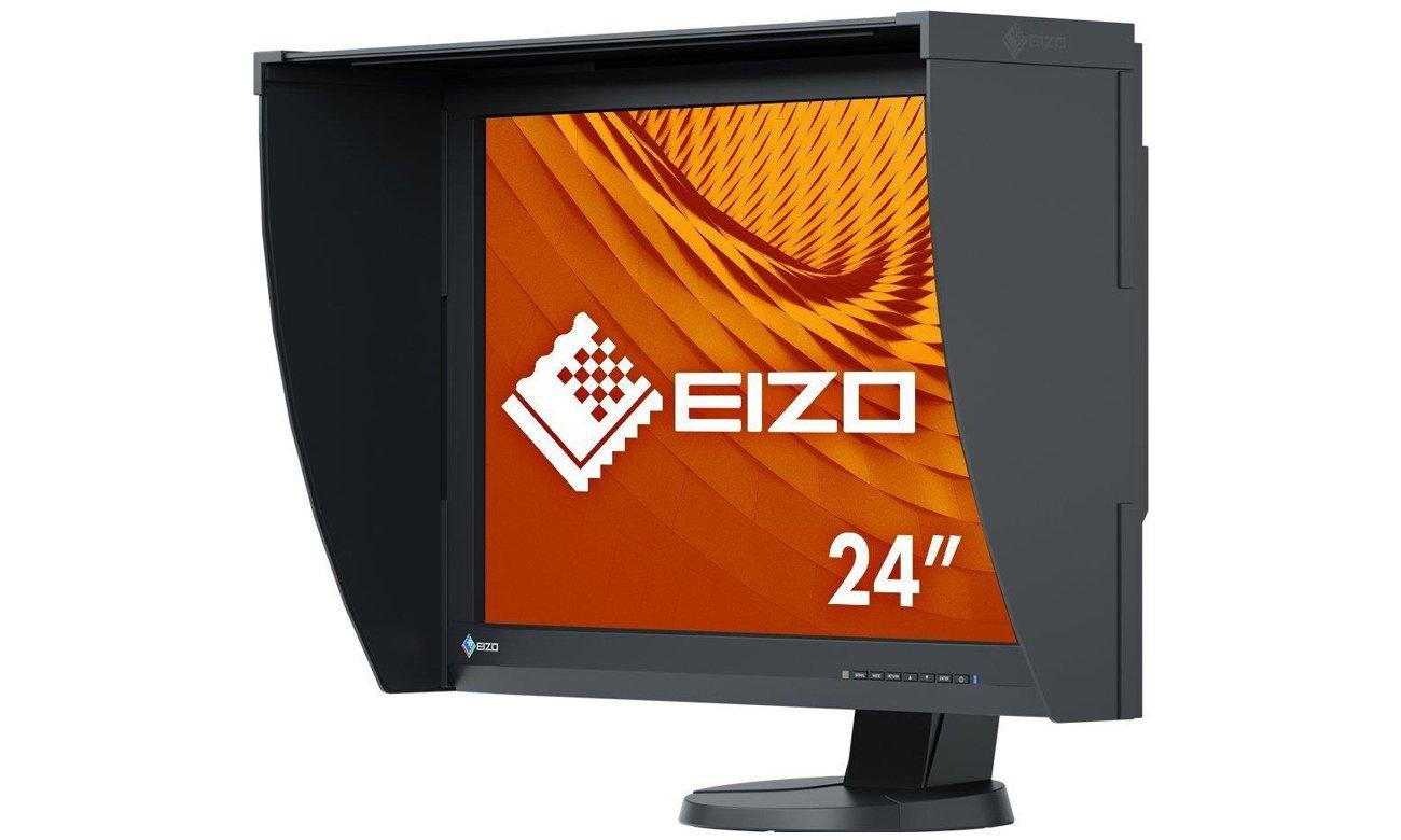 Eizo ColorEdge CG247X Widok Z Boku