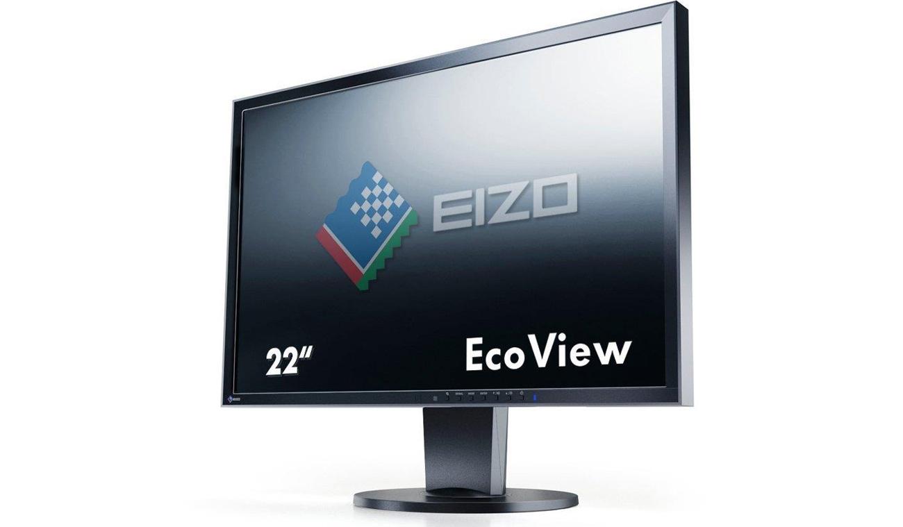 Eizo  EV2216WFS3-BK  ochrona wzroku
