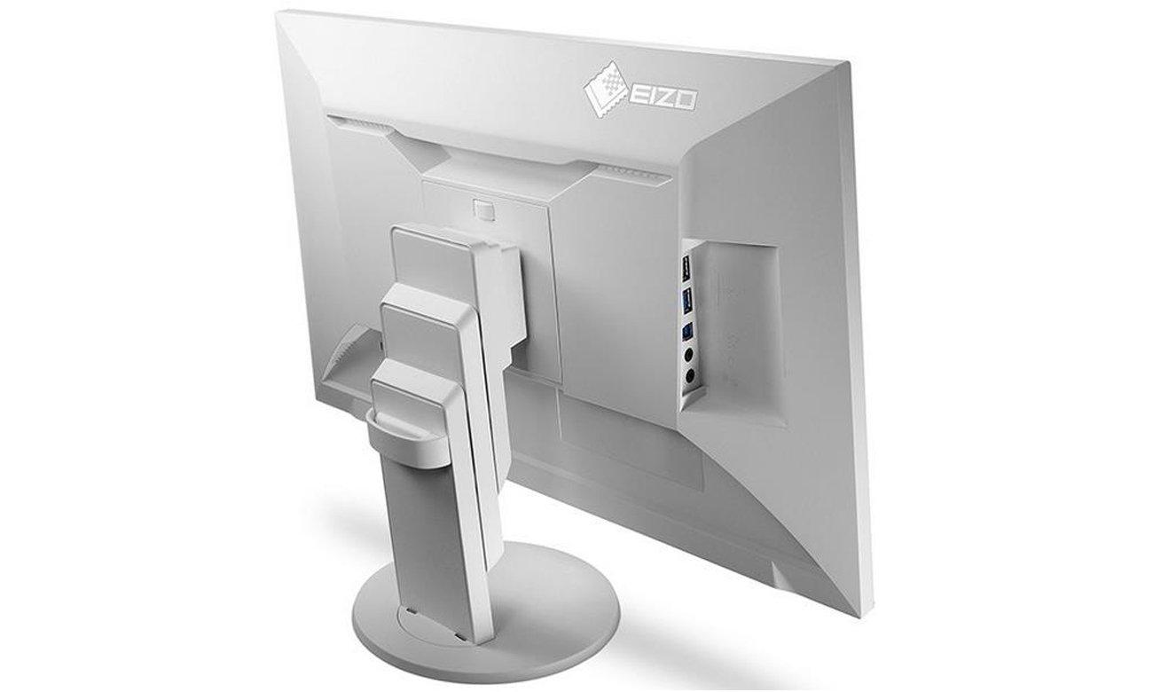 Monitor Eizo EV2456 Widok Na Porty