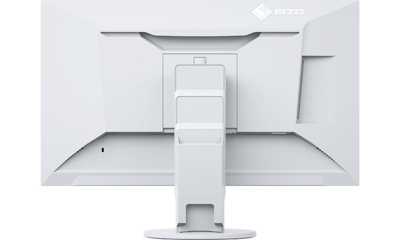 Monitor Eizo EV2456 Widok Z Tyłu