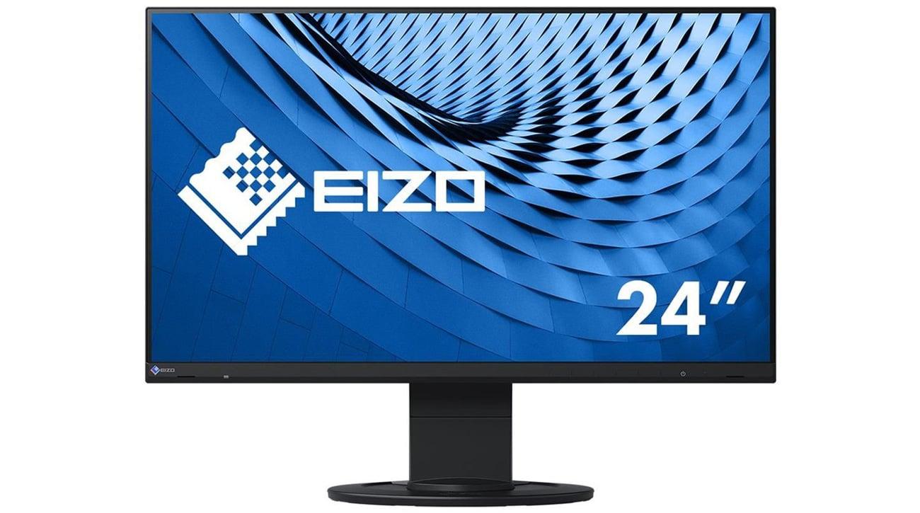 Monitor do zastosowań biznesowych Eizo FlexScan EV2460-BK
