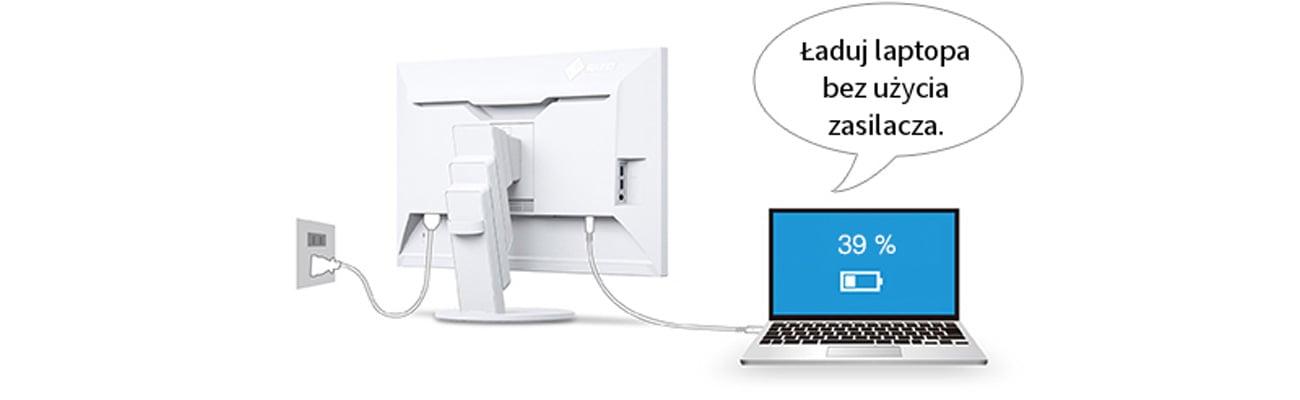 Zasilanie 60 W dla laptopów