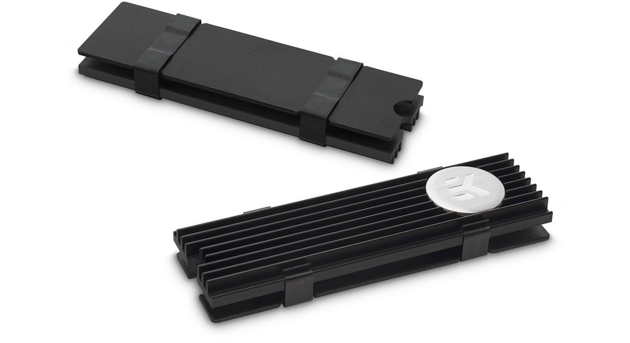 Chłodzenie dysku EKWB EK-M.2 NVMe Heatsink - Black WAEK-1434/3830046991737