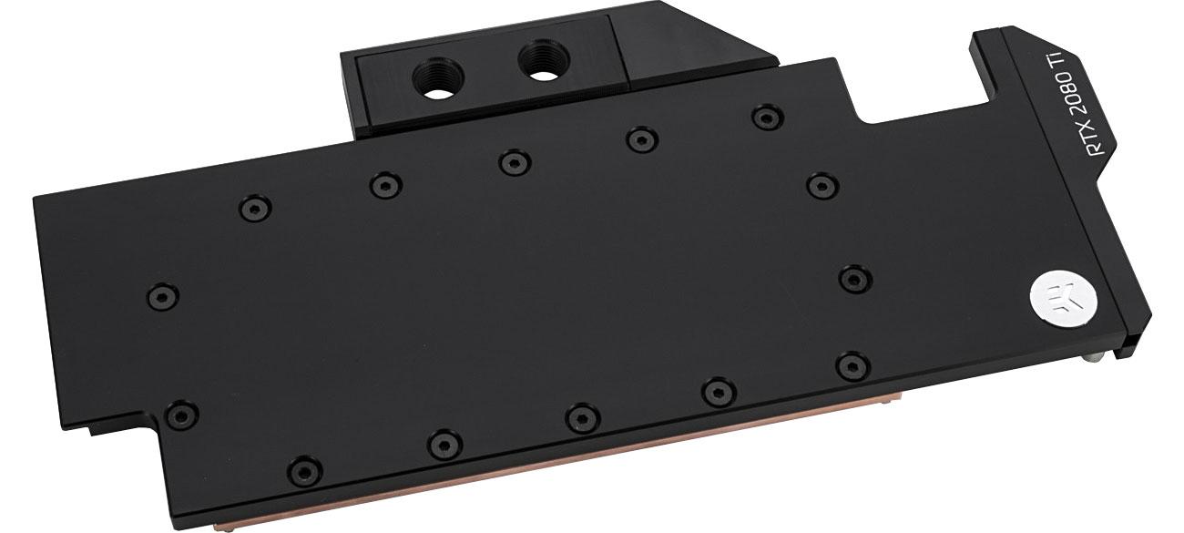 EKWB EK-Vector RTX 2080 Ti - Copper + Acetal