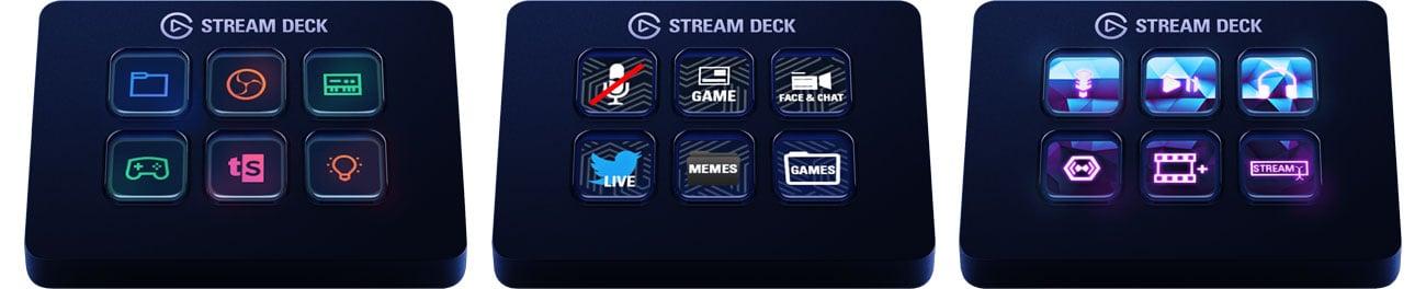 Elgato Stream Deck Mini Personalizacja