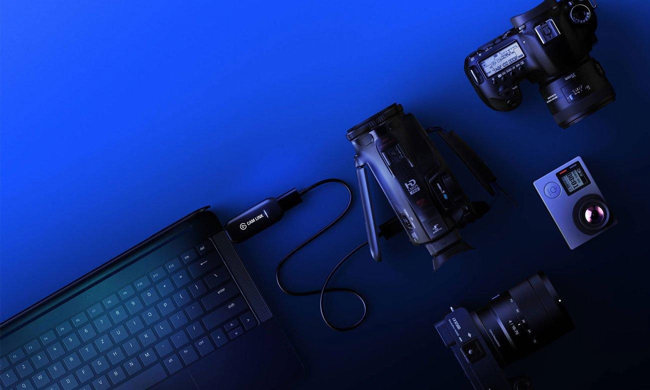 Elgato Cam Link 4K Przepływ treści