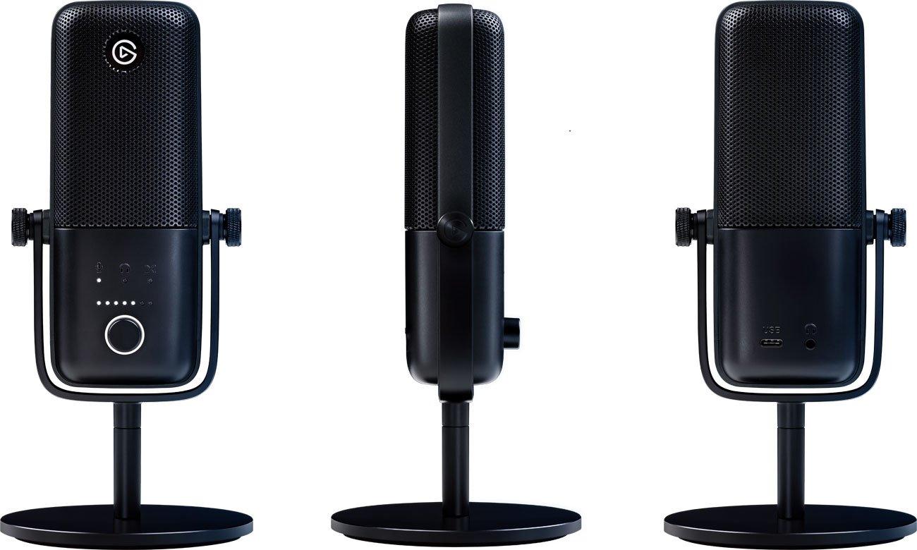 Mikrofon biurkowy Elgato Wave:3