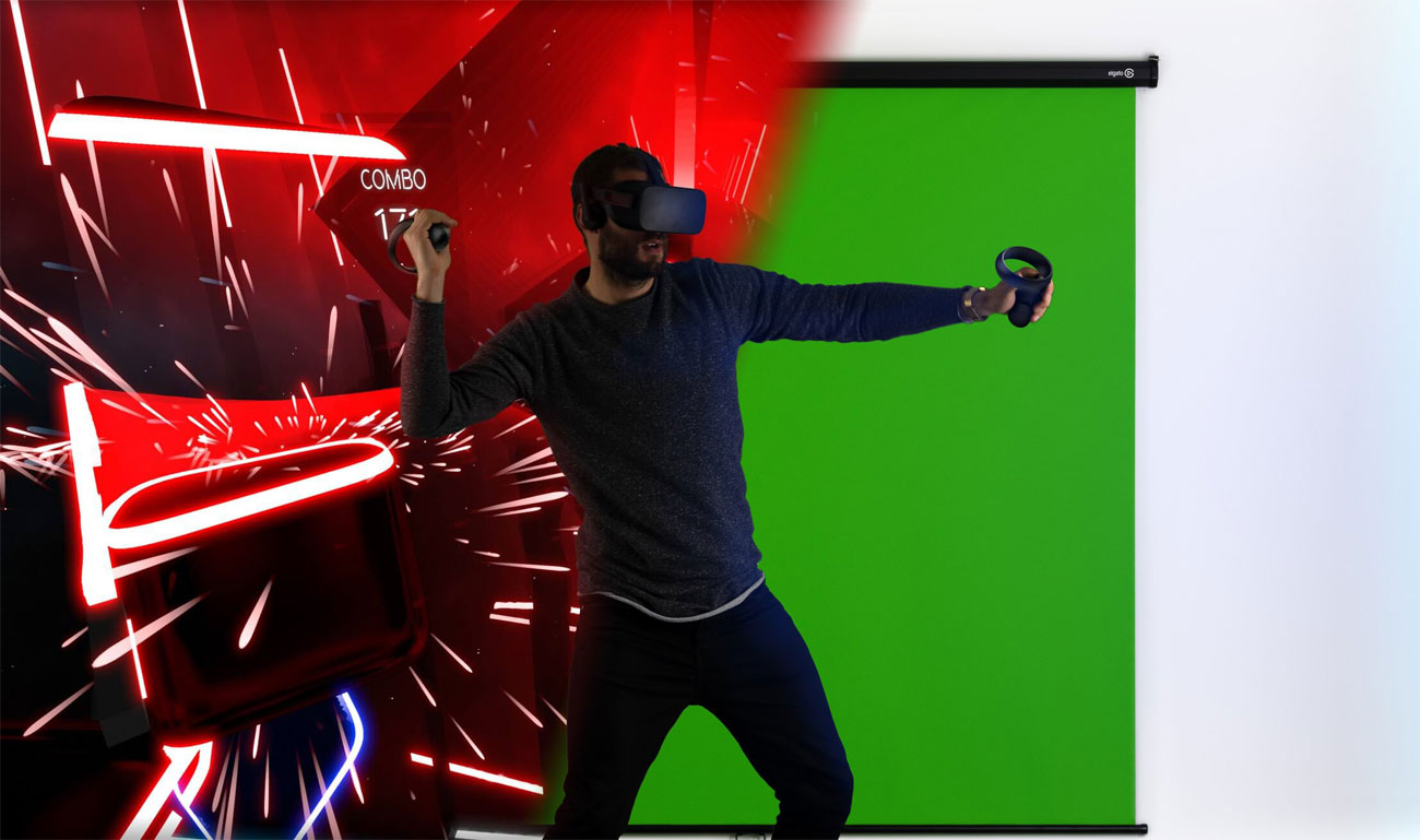 Elgato Green Screen MT - Chroma Key