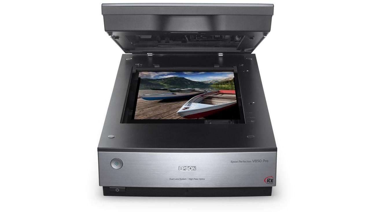 Epson Perfection V850 Pro Skanowanie