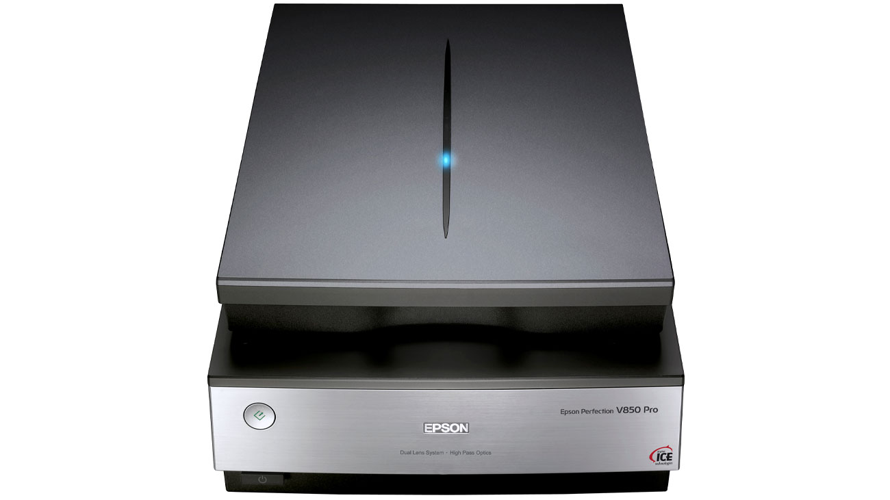 Epson Perfection V850 Pro Usuwanie