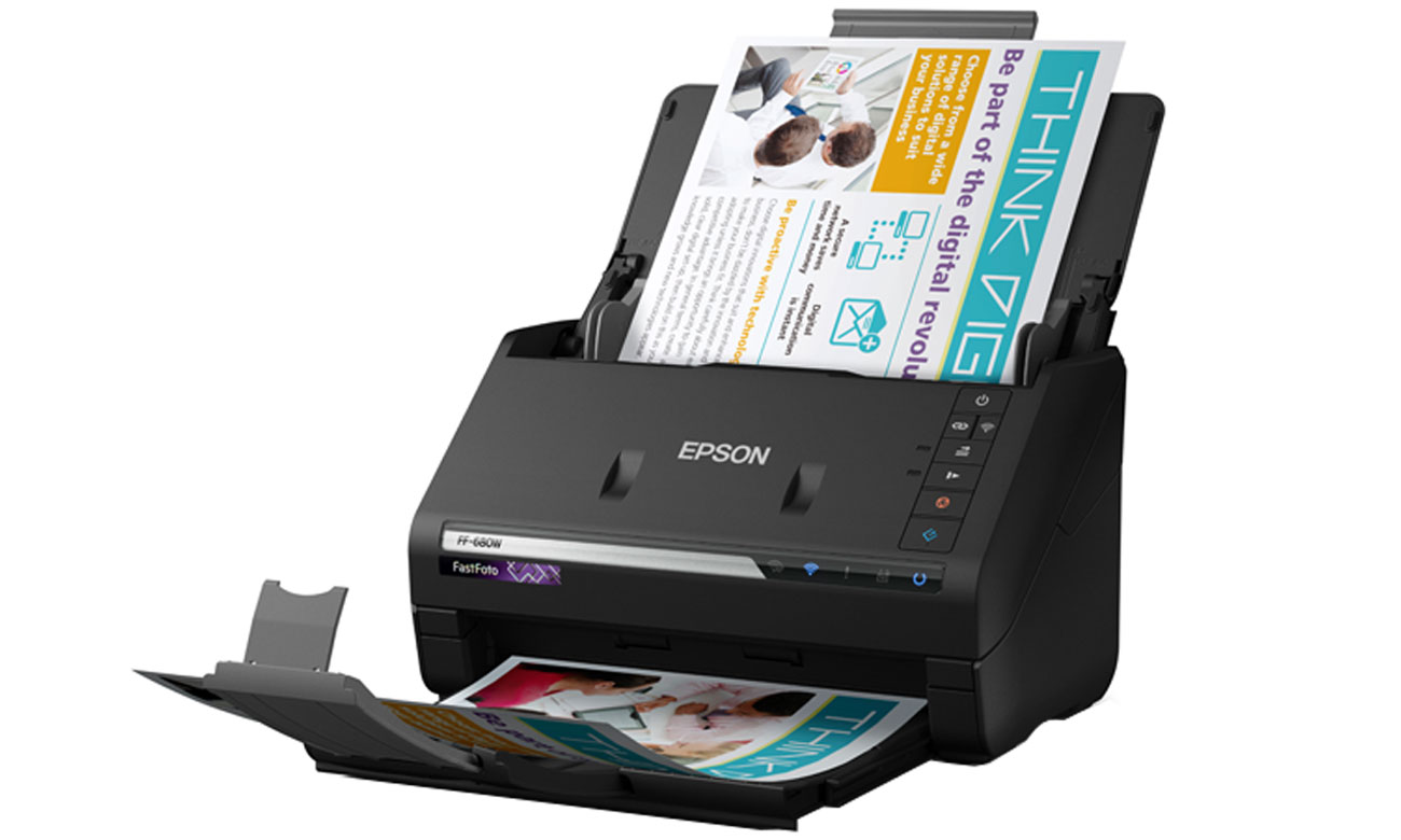 Skaner Epson FastFoto FF-680W