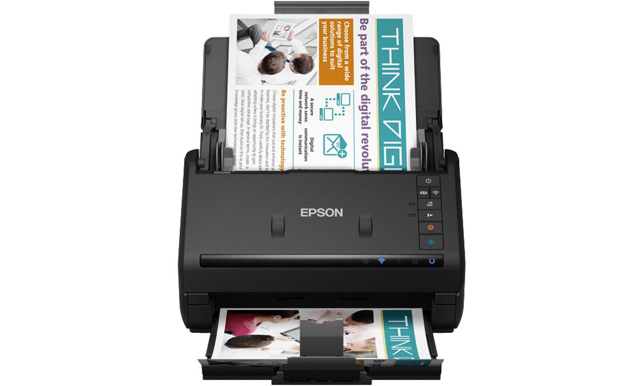 Skaner Epson WorkForce ES-500WII