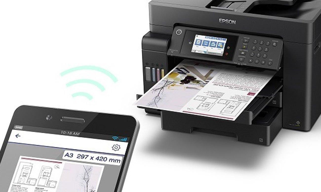 Urządzenia wielofunkcyjne do domu i małego biura Epson EcoTank L15150