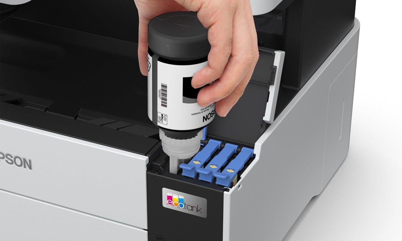 Biznesowa jakość drukowania