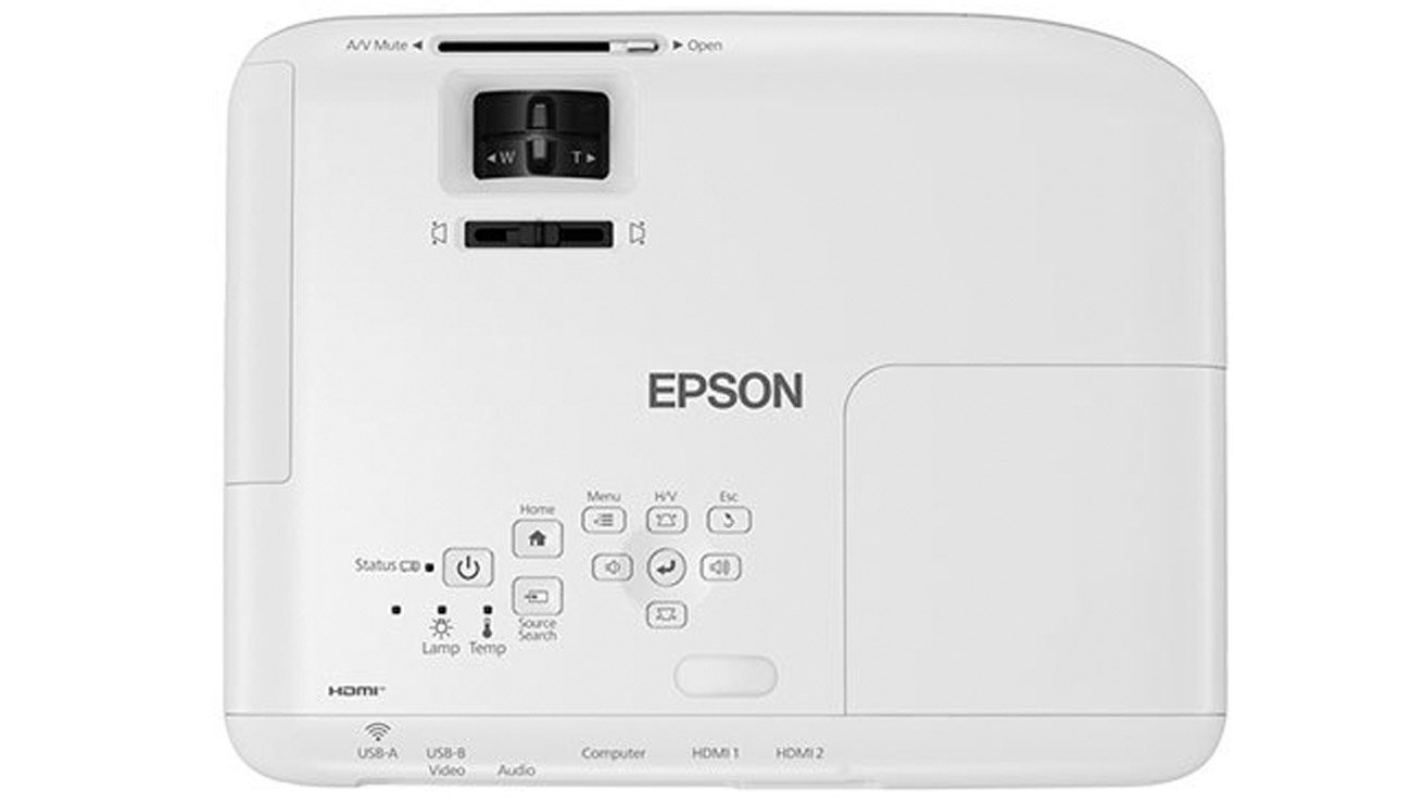 Projektor Epson EB-FH06 3LCD nowatorskie rozwiązania