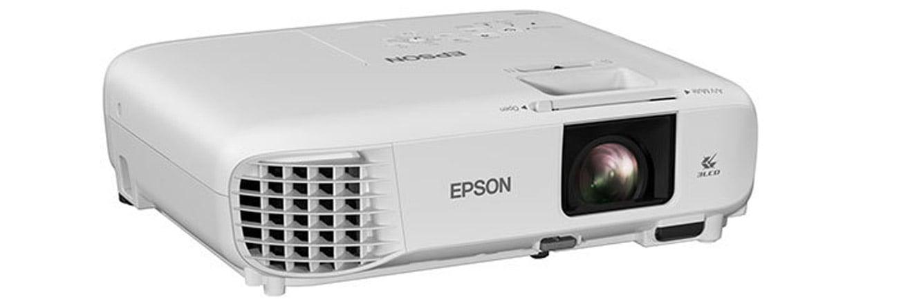 Projektor Epson EB-FH06 3LCD rozdzielczość Full HD