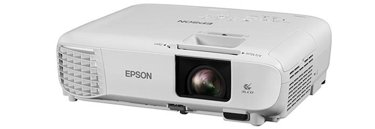 Projektor Epson EB-FH06 3LCD łączność