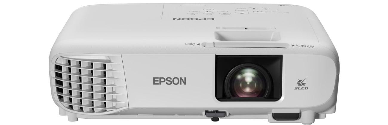 Projektor Epson EB-FH06 3LCD prezencja