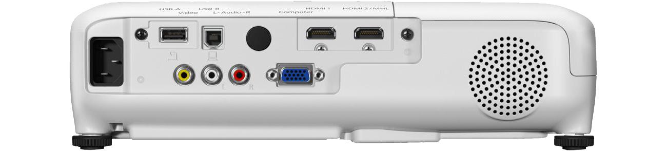 Epson EB-U04 złącza