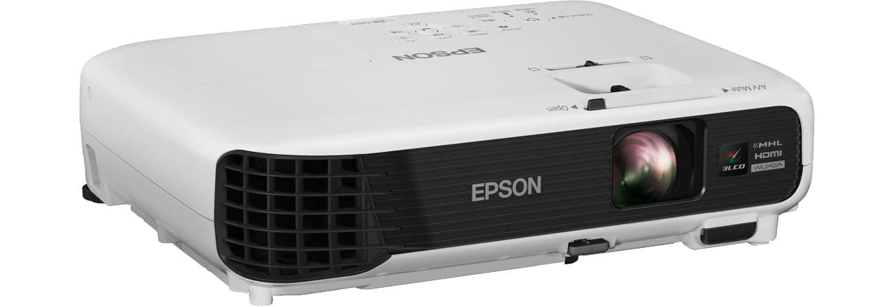 Epson EB-U04 widok od lewej