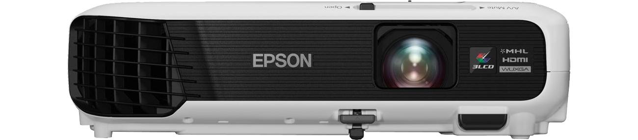 Epson EB-U04 widok z przodu
