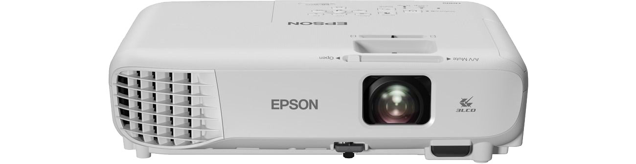 Epson EB-W06 - Przód