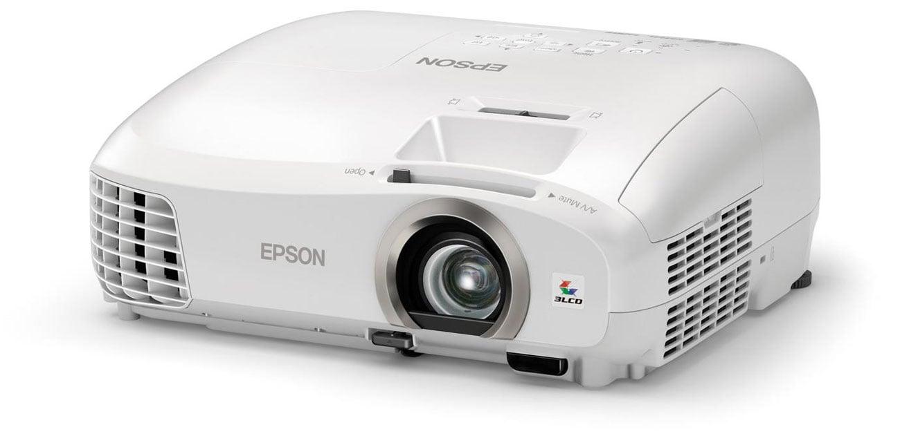 Epson EH-TW5300 3LCD obraz w jakości full hd