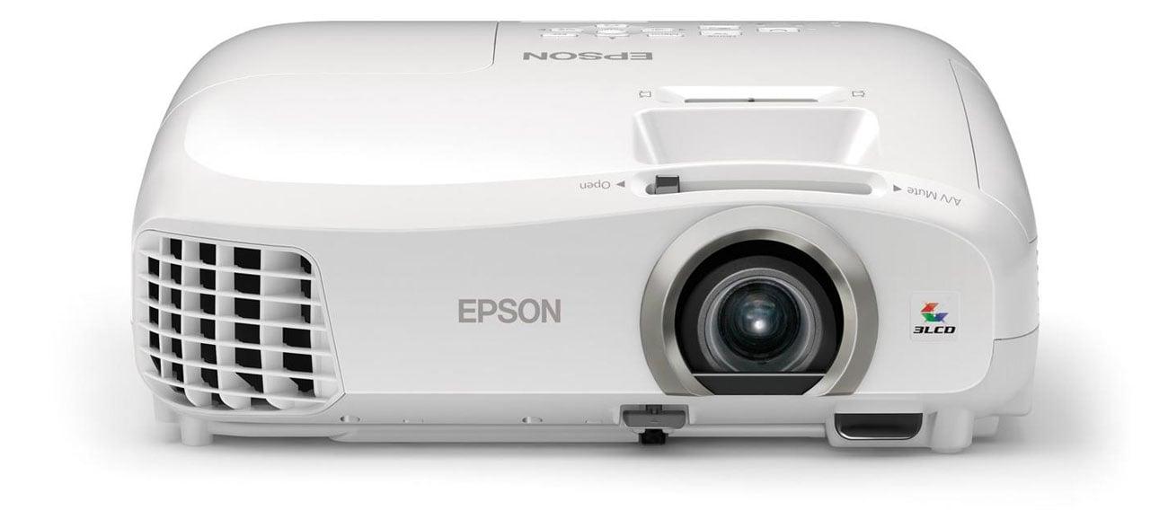 Epson EH-TW5300 3LCD wysoka jakość jasny obraz