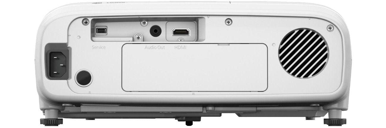 Epson EH-TW5700 - Złącza