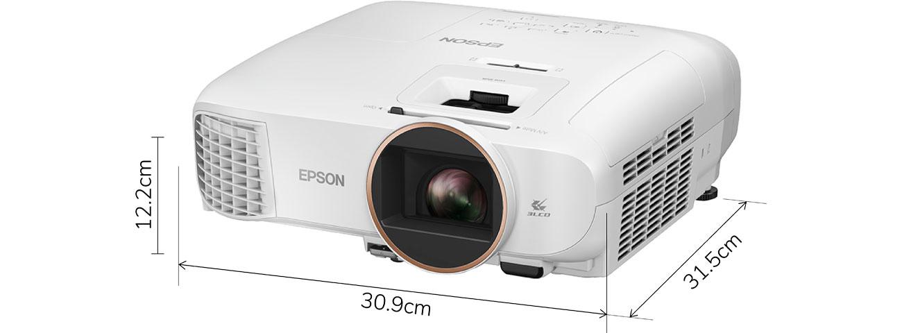 Epson EH-TW5820 - Wymiary