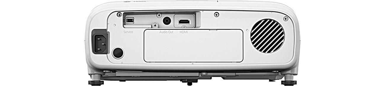 Epson EH-TW5820 - Złącza