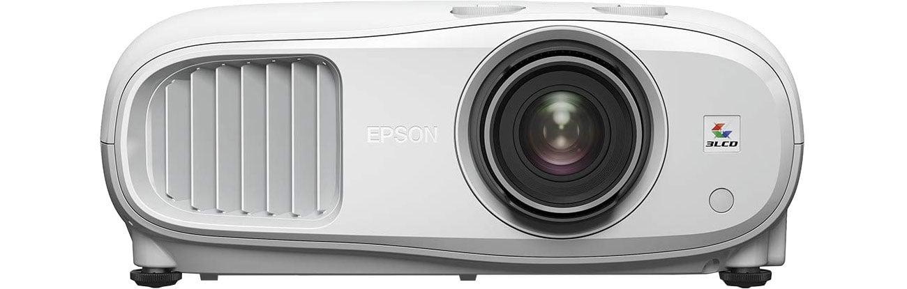 Epson EH-TW7100 - Widok z przodu