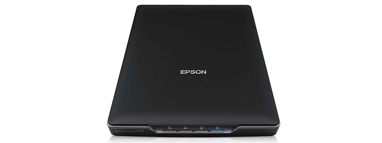 Epson Perfection V19 widok z góry