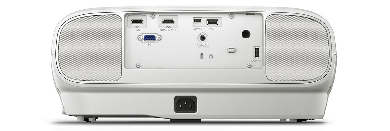 Epson EH-TW6700W Sterowanie