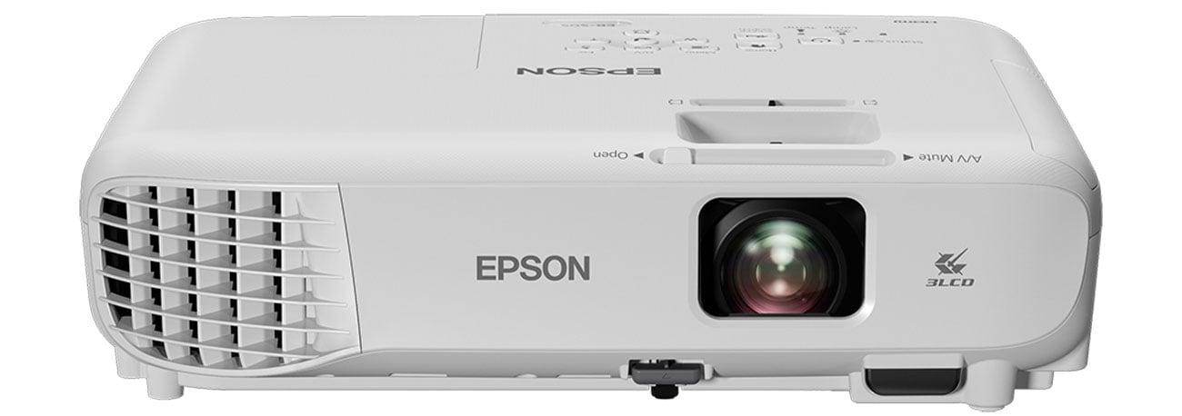 Epson EB-S05 Jasność Lampy