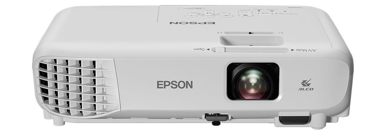 Epson EB-W05 Jasność Lampy