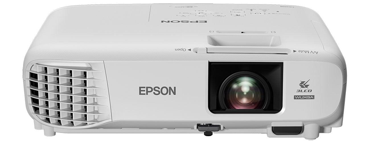 Epson EB-U05 Wygodna Konfiguracja