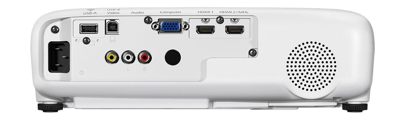Epson EB-U05 Rozdzielczość Full HD