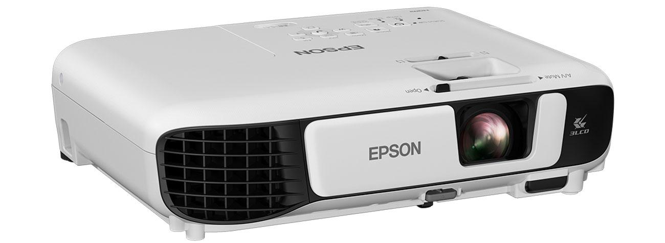 Epson EB-S41 Obraz 350''